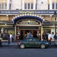 Photo taken at Duchess Theatre by Mark G. on 6/4/2013