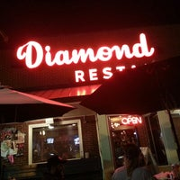 Photo taken at Diamond Restaurant by Todd L. on 10/31/2013