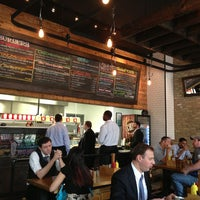 Photo taken at Chop House Burger by John S. on 8/15/2013