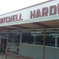 Photo taken at Harley Mitchell Hardware Co. by °~° on 9/13/2013