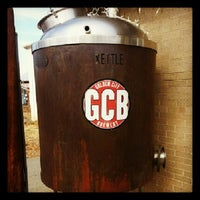Photo taken at Golden City Brewery by Eugene K. on 2/19/2013