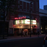 Photo taken at Majestic Theatre by Keith S. on 5/24/2015