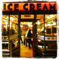 Photo taken at The Ice Cream Bar Soda Fountain by Dave C. on 11/24/2012