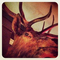 Photo taken at The Hotel Utah Saloon by Dave C. on 1/30/2013