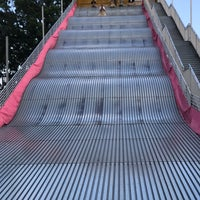 Photo taken at The Giant Slide by Jewelz C. on 7/29/2017
