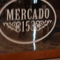 Photo taken at Mercado 153 by Penildo P. on 12/29/2012