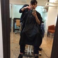 Photo taken at CarLeo Hair Salon by Roberto I. on 6/9/2014