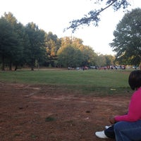 Photo taken at Park at Hairston by Merritt W. on 10/13/2012