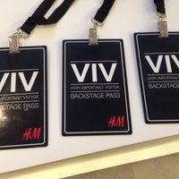 Photo taken at H&M Showroom by Nikki B. on 9/10/2014
