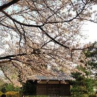 Photo taken at Tetsugakudo Park by Spada B. on 3/23/2013