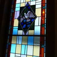 Photo taken at St James Evangelical Lutheran by Kay F. on 3/19/2013
