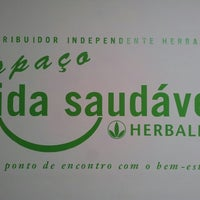 Photo taken at Espaço Vida Saudável by Danilo F. on 6/27/2013