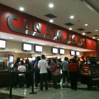 Photo taken at Cinemark by Vanessa E. on 11/17/2012