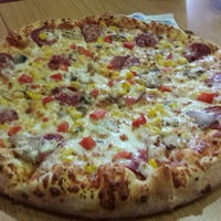 Photo taken at Domino's Pizza by Oğuzhan K. on 5/25/2016