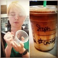 Photo taken at Starbucks by Steph S. on 6/10/2014