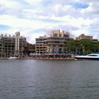 Photo taken at Georgetown Waterfront Park by Michael C. on 7/1/2013