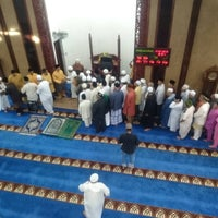 Photo taken at Masjid Al-Istighfar (Mosque) by gusti d. on 7/17/2015