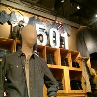 Photo taken at Levi's Store by JC D. on 3/30/2013