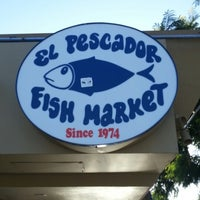 Photo taken at El Pescador Fish Market by Stephen W. on 9/20/2012