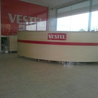 Photo taken at Vestel Yetkili Servisi by Deniz Ö. on 4/23/2016