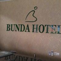 Photo taken at Bunda Hotel by Gebyar S. on 2/23/2013