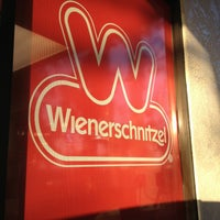 Photo taken at Wienerschnitzel by Brian W. on 4/27/2013