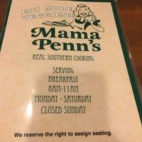 Photo taken at Mama Penn's by Nena L. on 8/21/2017