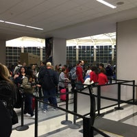 Photo taken at TSA Security Checkpoint by Nena L. on 11/24/2016