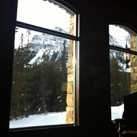 Photo taken at Deer Lodge by Flávia D. on 2/14/2013