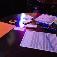 Photo taken at Stadium Sports Bar & Restaurant by Alex L. on 10/2/2013