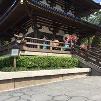 Photo taken at Matsuriza Taiko Drummers by Jeffrey D. on 4/6/2016