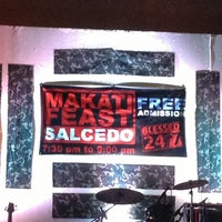 Photo taken at Makati Feast Tuesdays @Mondragon by Sweden C. on 3/5/2013