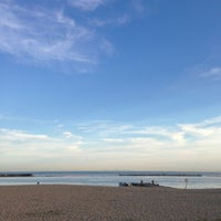 Photo taken at Suma Coast by haco *. on 7/20/2013