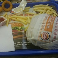 Photo taken at Burger King by Can K. on 2/7/2016