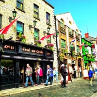 Photo taken at Temple Bar Square by Joan G. on 5/7/2013