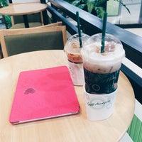 Photo taken at Café Amazon by Sorn K. on 5/13/2015