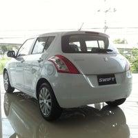 Photo taken at Suzuki Automobile Ayutthaya by Nattapong J. on 10/24/2012