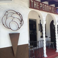 Photo taken at The Penny Ice Creamery by Jessica K. on 6/15/2013