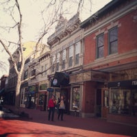 Photo prise au Pearl Street Mall par Nico le3/3/2013