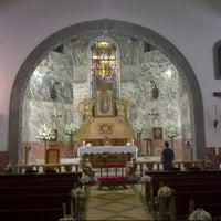 Photo taken at Iglesia Nuestra Señora De La Chiquinquira by Pocho S. on 9/29/2012