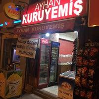 Photo taken at AYHAN KURUYEMİŞ by YuSuF O. on 10/24/2016