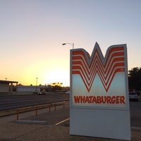 Photo taken at Whataburger by Jovan I. on 11/16/2013