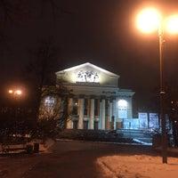 Снимок сделан в Современник на Яузе пользователем Андрей М. 12/7/2017