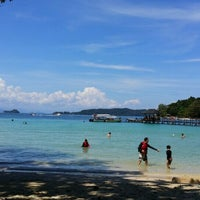 Photo taken at Padang Point by Lucas L. on 7/30/2015