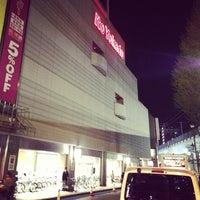 Photo taken at Ito Yokado by Toru T. on 4/10/2013
