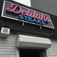 Photo taken at Delilah's Steaks by Joey L. on 5/24/2016