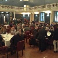 Photo taken at Teatro Socjale Piangipane by Giacomo C. on 4/11/2013