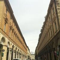 Photo taken at Via Roma by Keep W. on 3/25/2013
