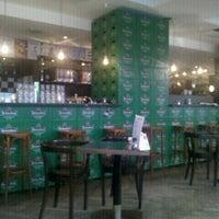 Photo taken at Grand Café Heineken Hoek by Jazz (Gee) Ş. on 1/6/2013