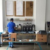 Photo taken at K. LIEBLINGs Café / Coffee Profilers by Eva S. on 7/22/2015